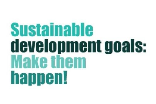 SDG´s Make Them Happen!