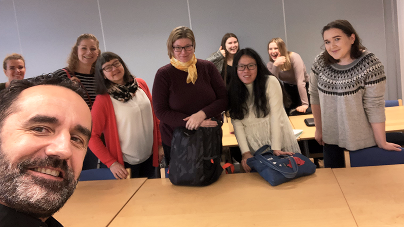Mundus visits AXXEL, our partner VET school in Finland