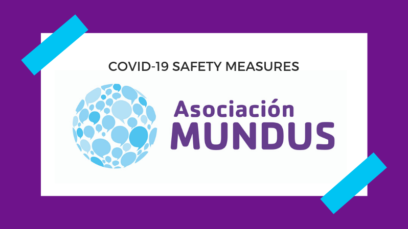 COVID-19 safety measures at Mundus